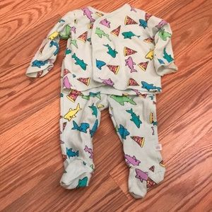 Rosie Pope baby outfit